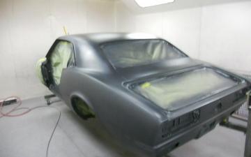 1968 Tuxedo Black Camaro_1